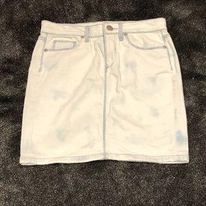 New Ann Taylor loft jean skirt